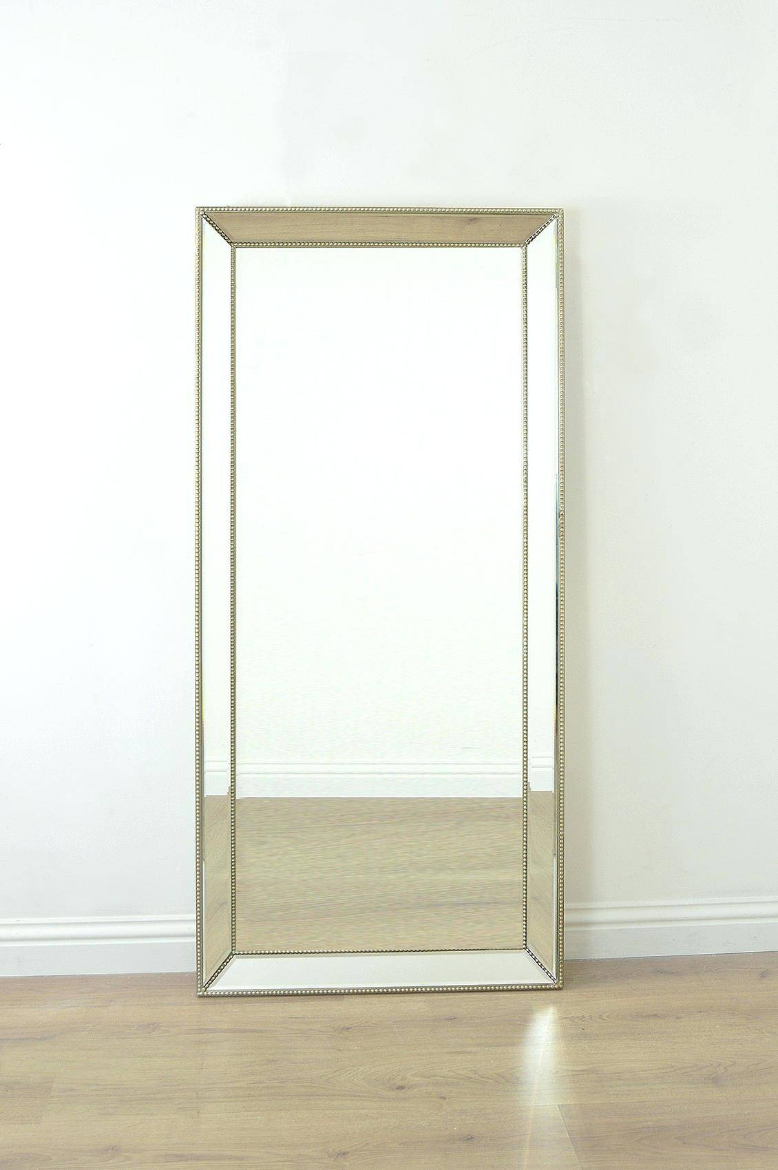 Mirrors Large Modern Wall Brilliant Designer Wallextra Extra inside Modern Silver Mirrors (Image 12 of 25)