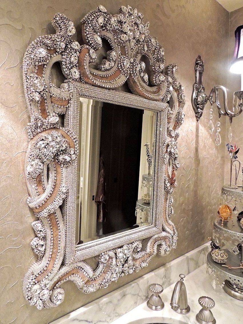 Mirrors Styles with Unique Mirrors (Image 21 of 25)