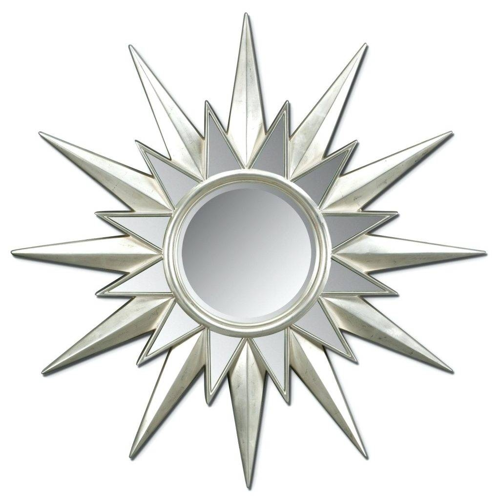Mirrors Sunburst Accent Mirror Set Gold Small Mirrorssmall Silver in Small Silver Mirrors (Image 19 of 25)