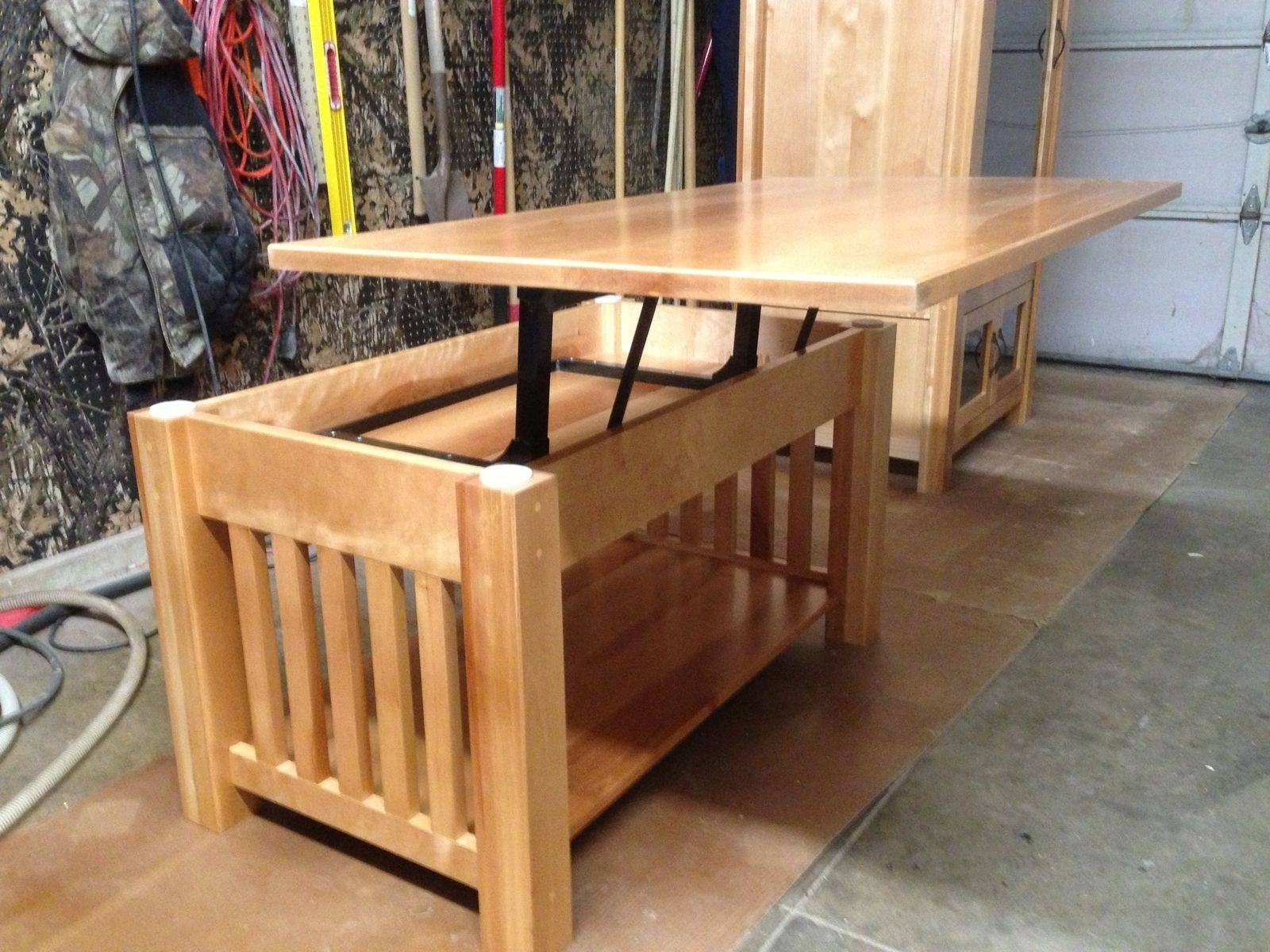 Mission Coffee Tables | Craftsman, Arts And Crafts, Stickley Style With Coffee Tables Extendable Top (View 22 of 30)