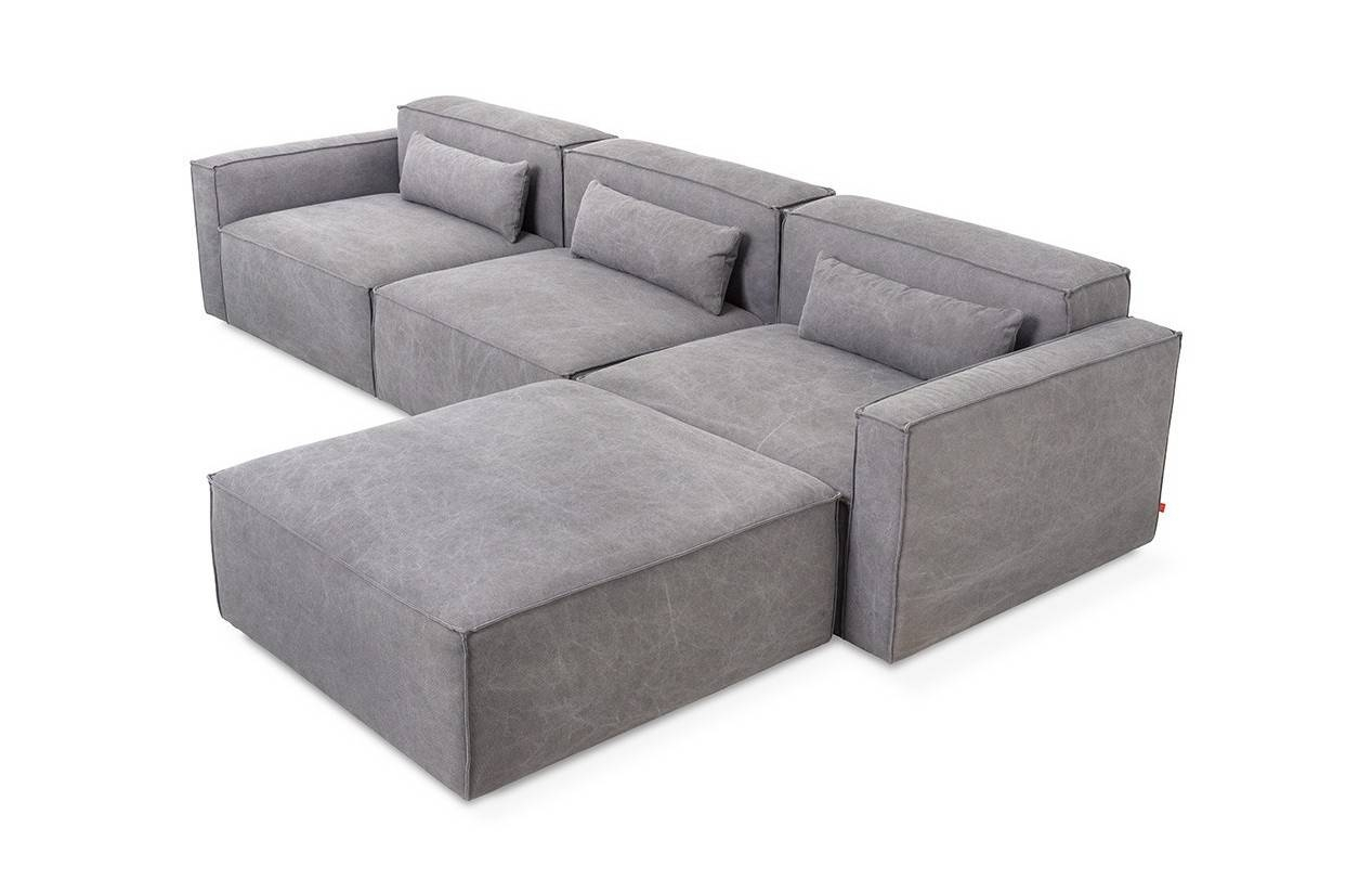 Featured Photo of 6 Piece Modular Sectional Sofa