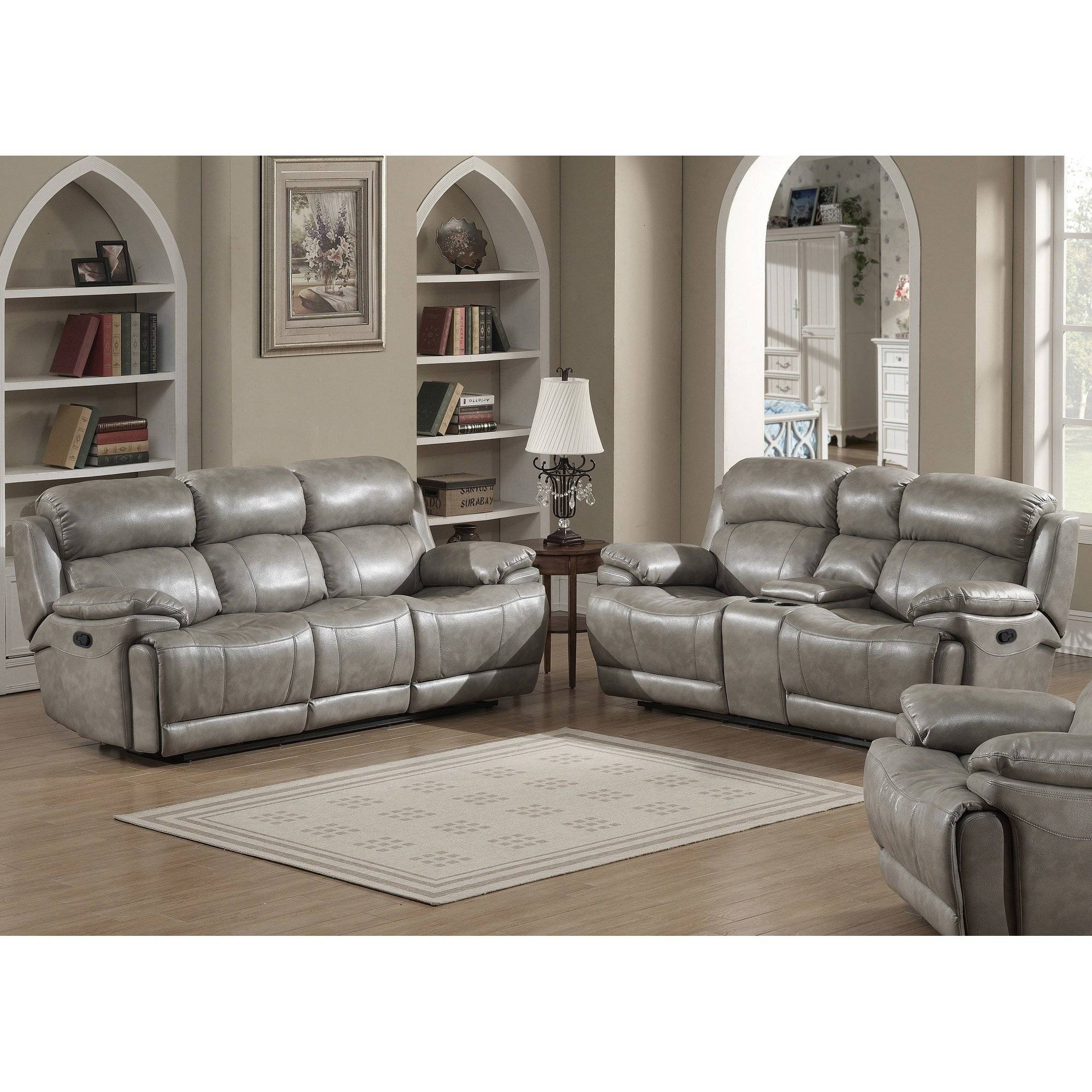 Mixed Leather And Fabric Sofas - Leather Sectional Sofa throughout Leather and Material Sofas (Image 19 of 30)