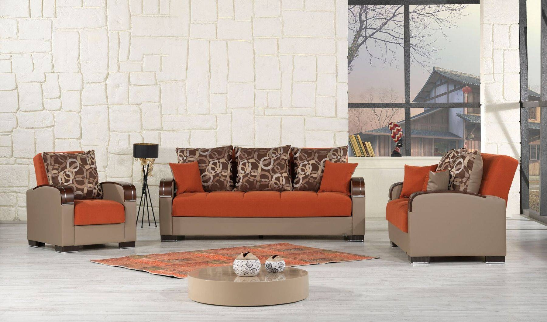 Mobimax Orange Sofa Mobimax Casamode Furniture Fabric Sofas At for Fabric Sofas (Image 22 of 30)