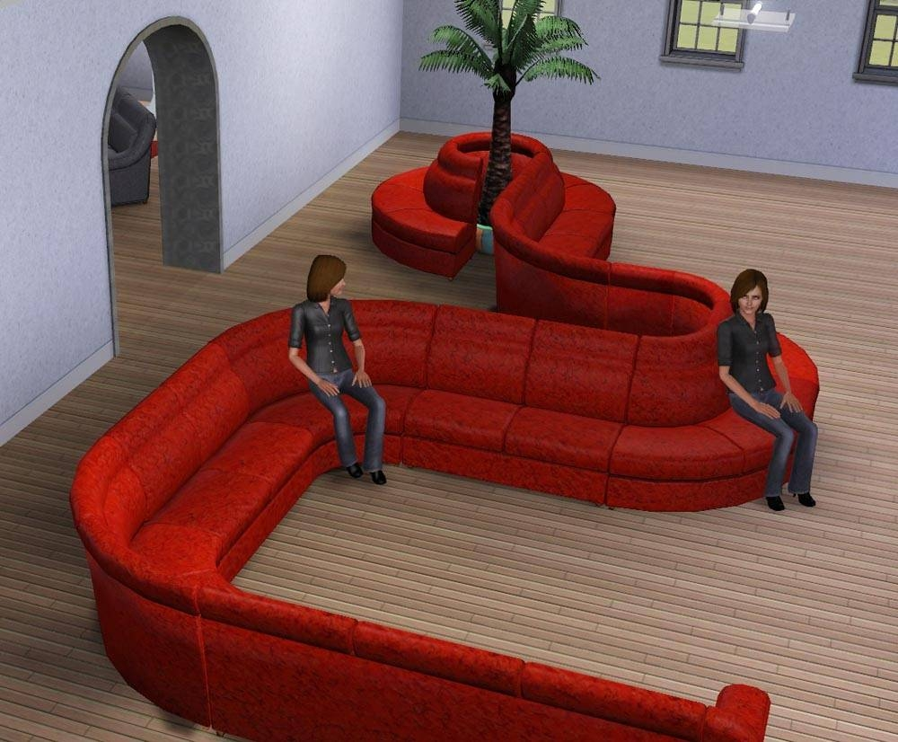 Mod The Sims - Modular Sofa throughout Mod Sofas (Image 8 of 30)