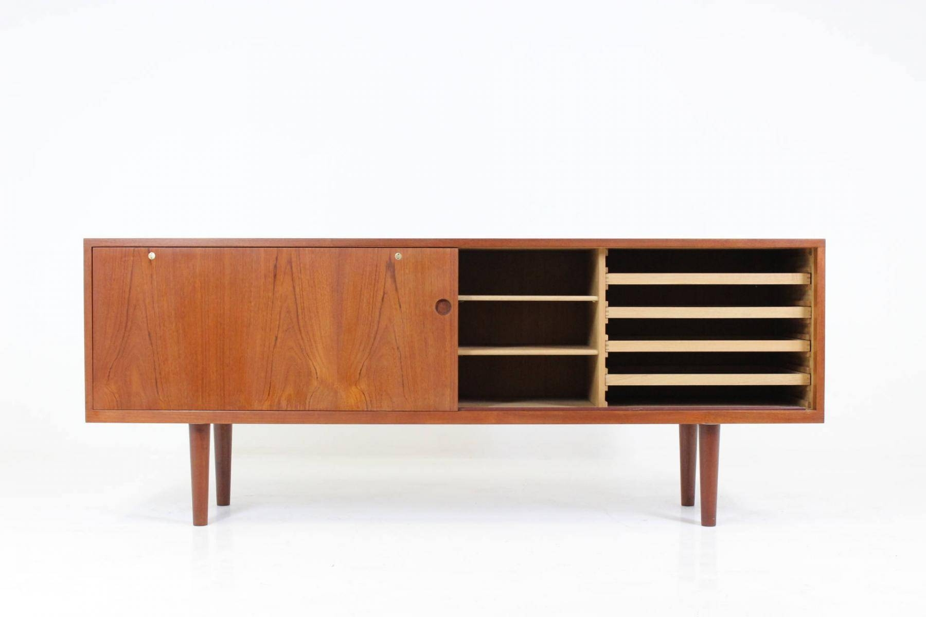 Model Ry26 Low Sideboardhans J. Wegner For Ry Mobler, 1960S intended for Low Sideboards (Image 16 of 30)