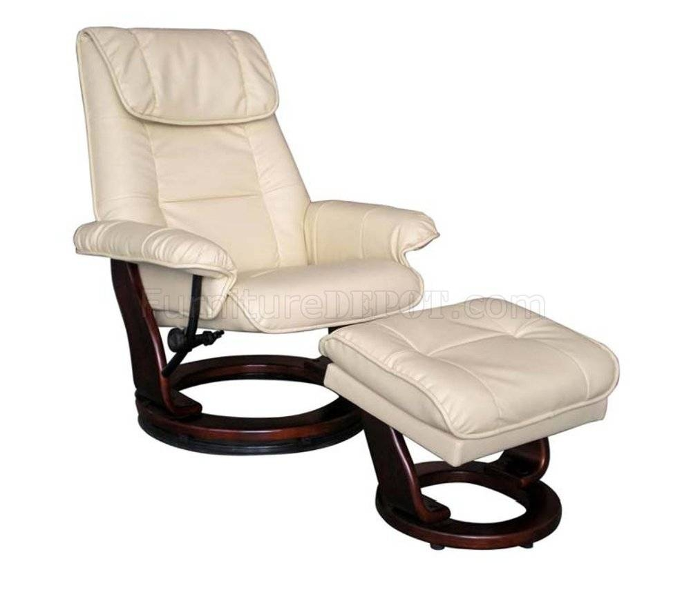 Modern Beige Leather Reclining Chair Furniture Images Recliner intended for Modern Reclining Leather Sofas (Image 14 of 30)