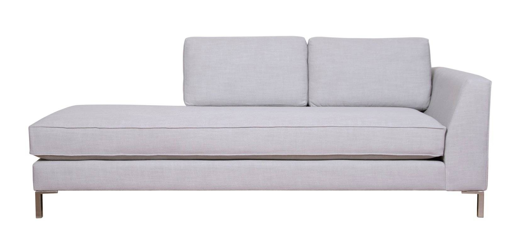 Modern Chaise Lounges | Allmodern with Angled Chaise Sofa (Image 11 of 30)