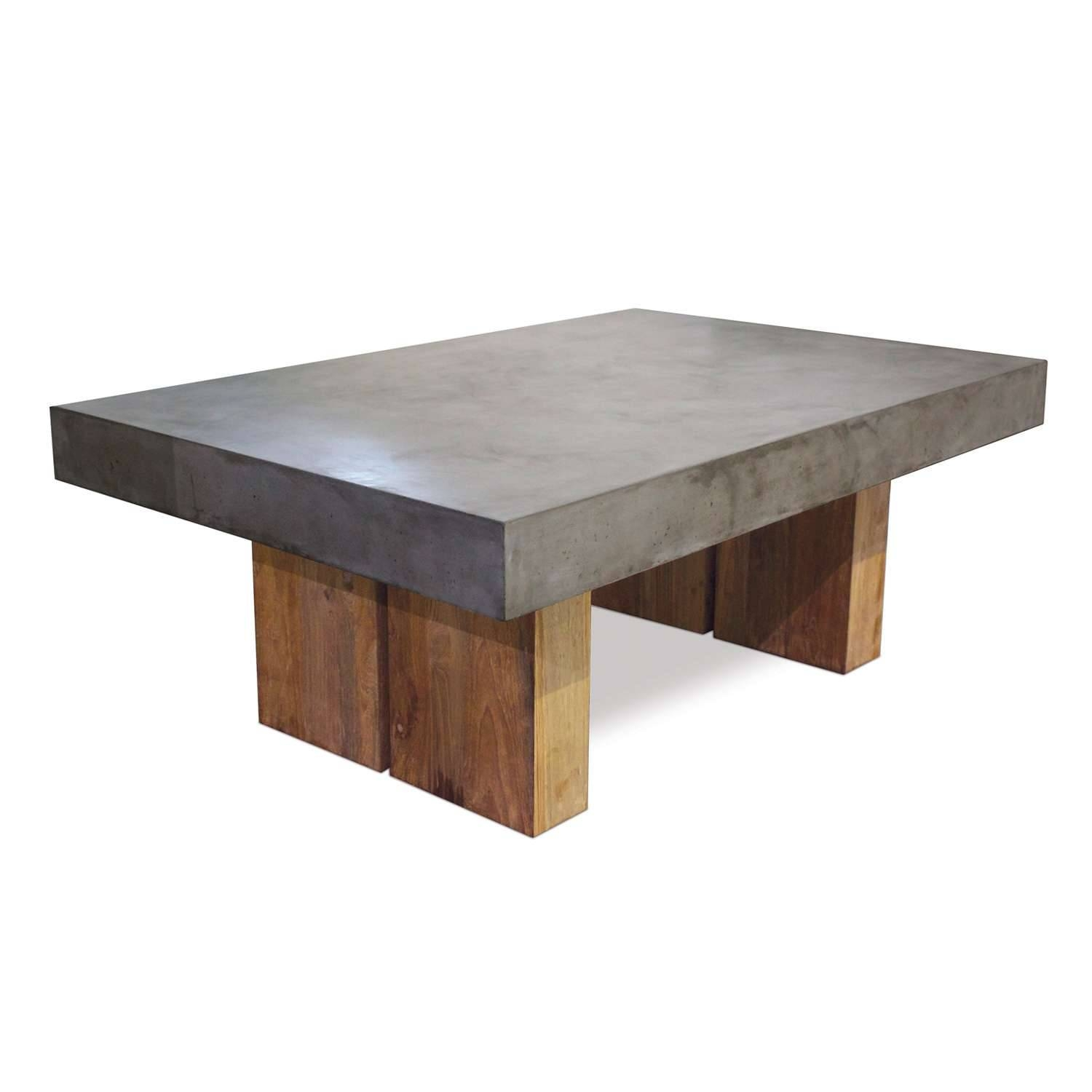 Modern Coffee Tables & Low Tables | Yliving inside Square Stone Coffee Tables (Image 20 of 30)