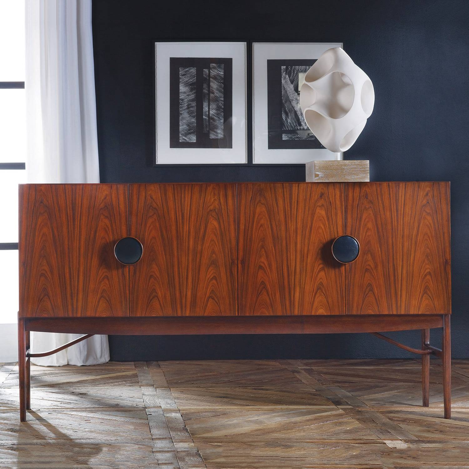 Modern Contemporary Rustic Industrial Sideboards Alan Decor in Modern Sideboards (Image 17 of 30)
