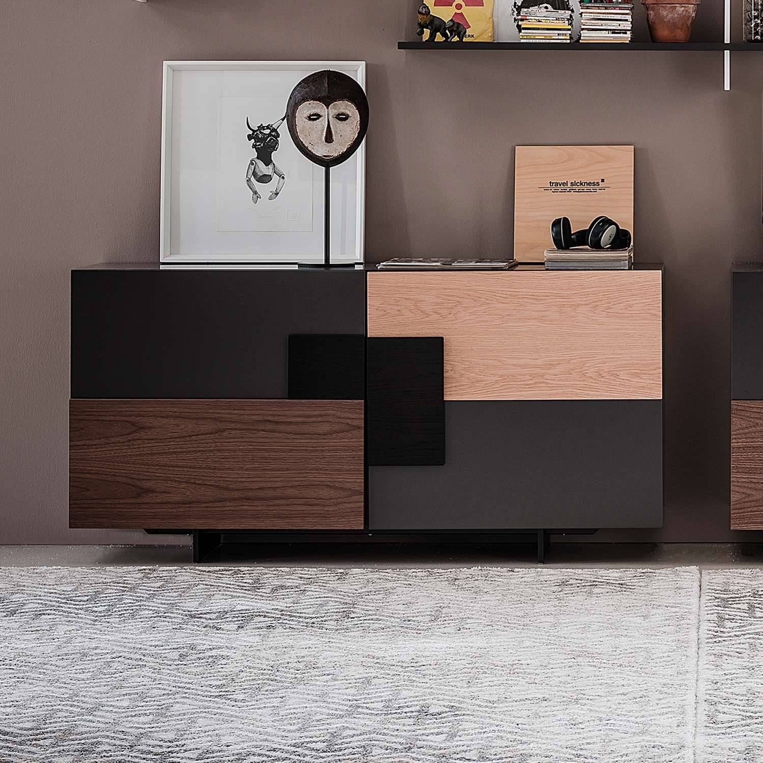 Modern Credenzas, Modern Sideboards & Buffets | Yliving throughout Large Modern Sideboards (Image 16 of 30)