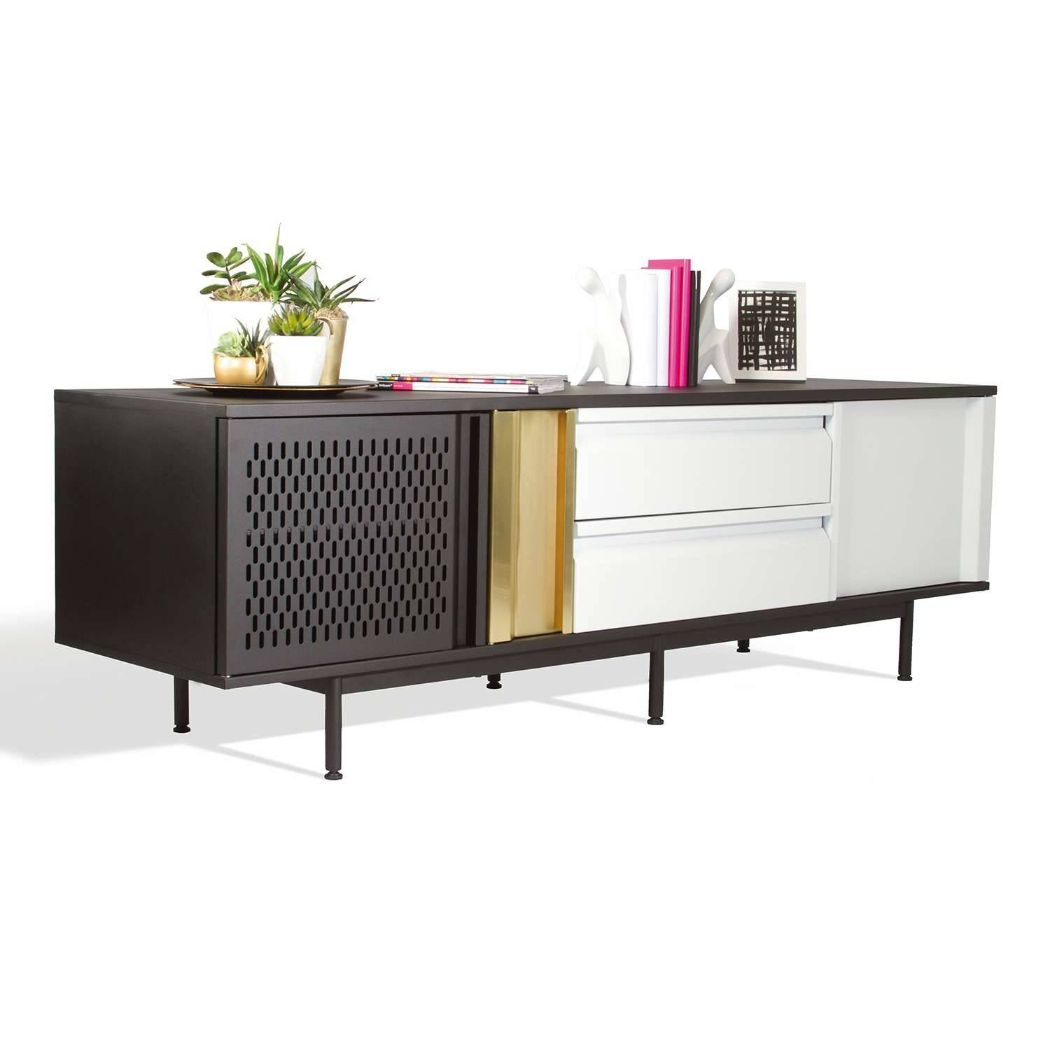 Modern Credenzas, Modern Sideboards & Buffets | Yliving with Modern Sideboards (Image 20 of 30)