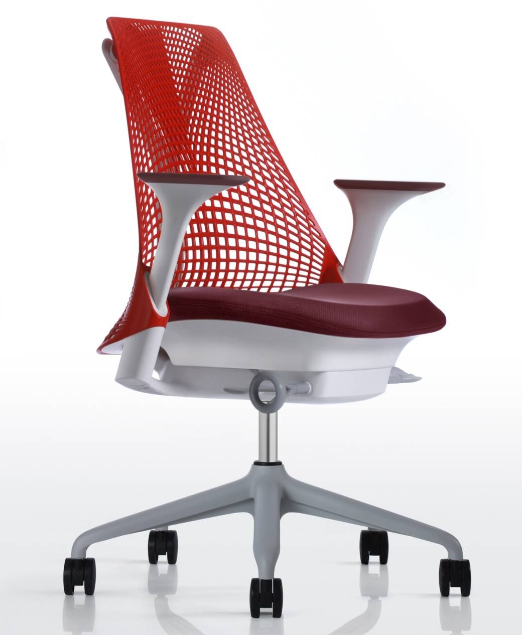 Modern Ergonomic Office Chair, Modern Ergonomic Office Chairs within Sofa Desk Chairs (Image 5 of 15)