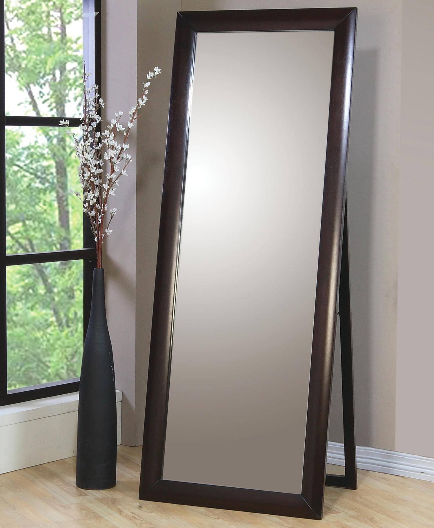 Modern Full Length Mirror – Harpsounds.co with regard to Full Length Decorative Mirrors (Image 21 of 25)