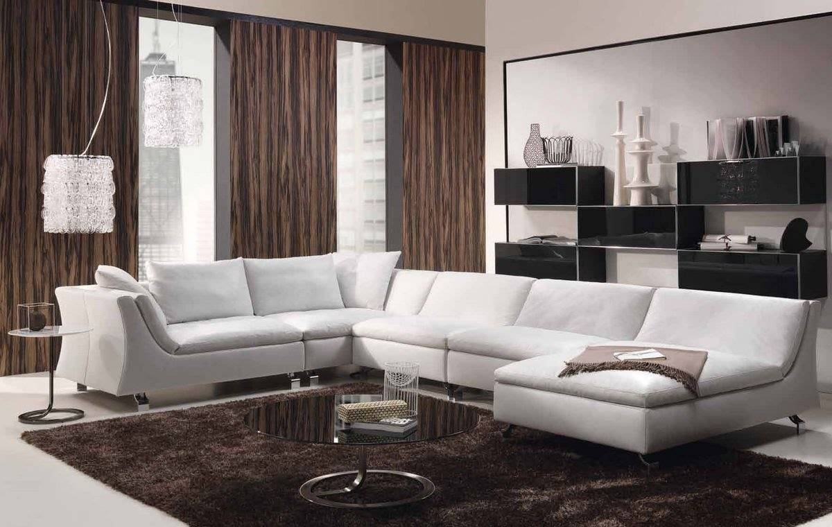 Modern Furniture Design For Living Room Inspiration Ideas Decor throughout Long Modern Sofas (Image 21 of 30)