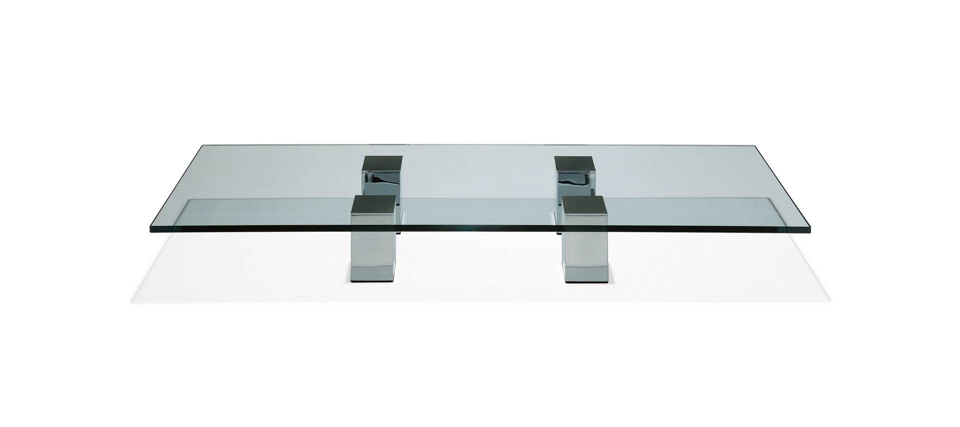 Modern Glass Coffee Tables For Sale Bacher Crossfire Luxury Glass in Modern Glass Coffee Tables (Image 24 of 30)