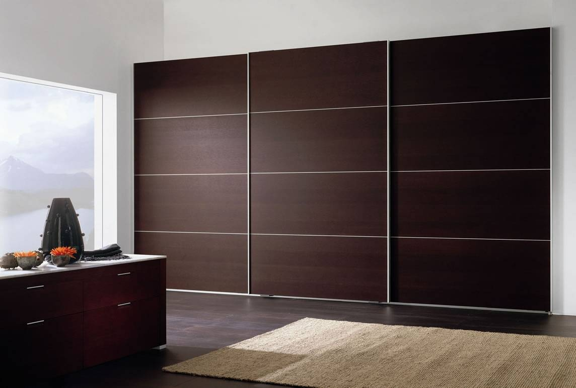 Modern Italian Wardrobes |Momentoitalia - Designer Italian within Dark Wood Wardrobe Sliding Doors (Image 23 of 30)