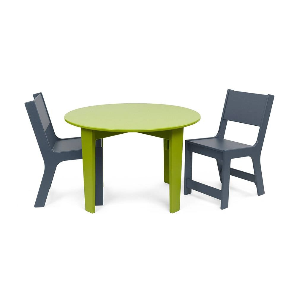 Modern Kids Play Table And Chair Set | Loll Designs Pertaining To Kids Coffee Tables (View 21 of 30)