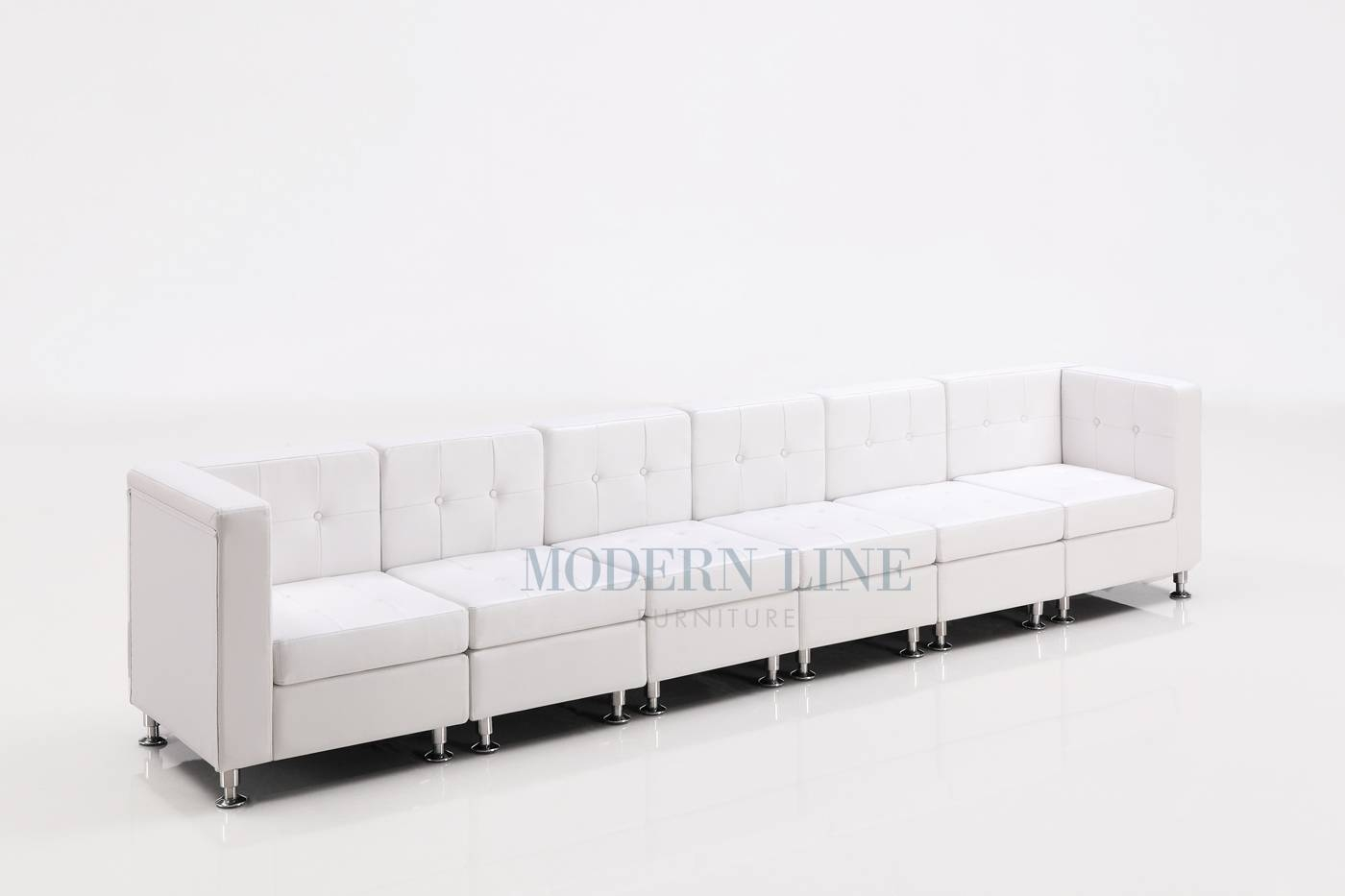 Modern Line Furniture - Commercial Furniture - Custom Made for Long Modern Sofas (Image 22 of 30)