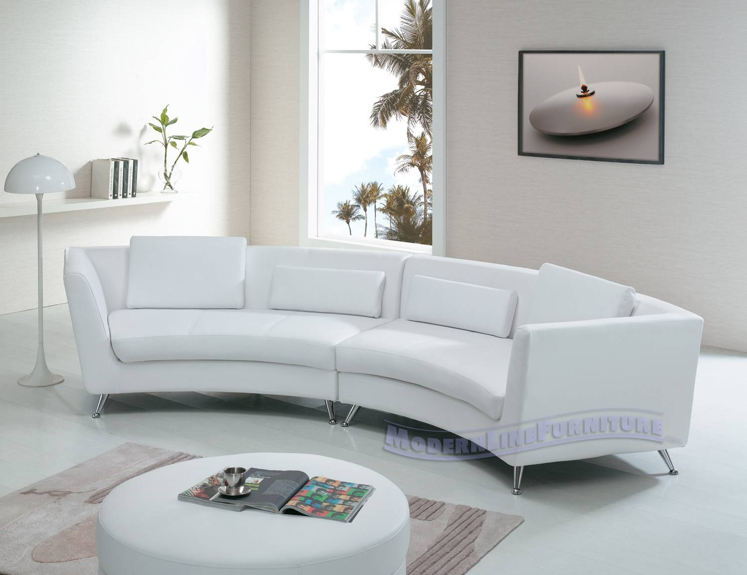 Modern Line Furniture - Commercial Furniture - Custom Made intended for Oval Sofas (Image 19 of 30)