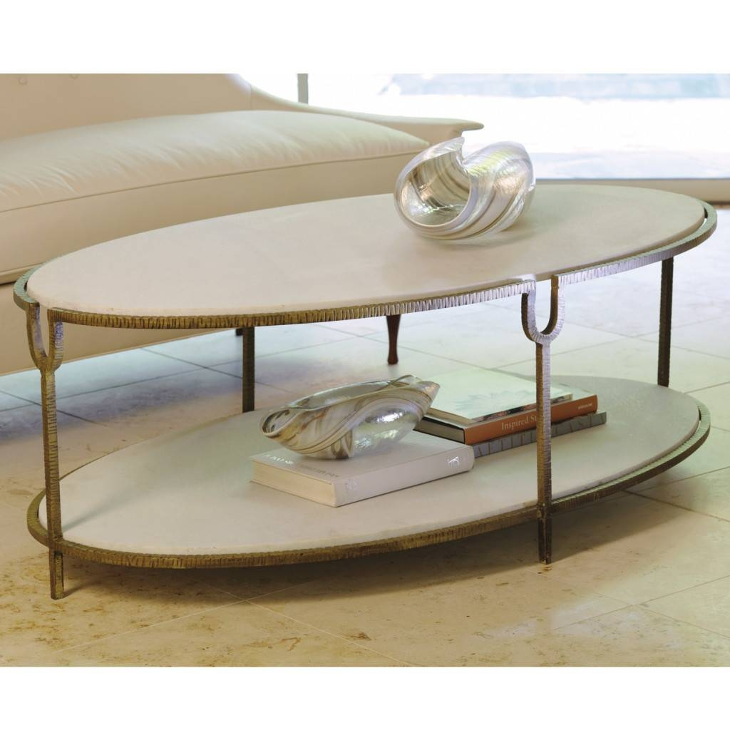 Modern Oval Coffee Table | Idi Design with regard to Oval White Coffee Tables (Image 21 of 30)