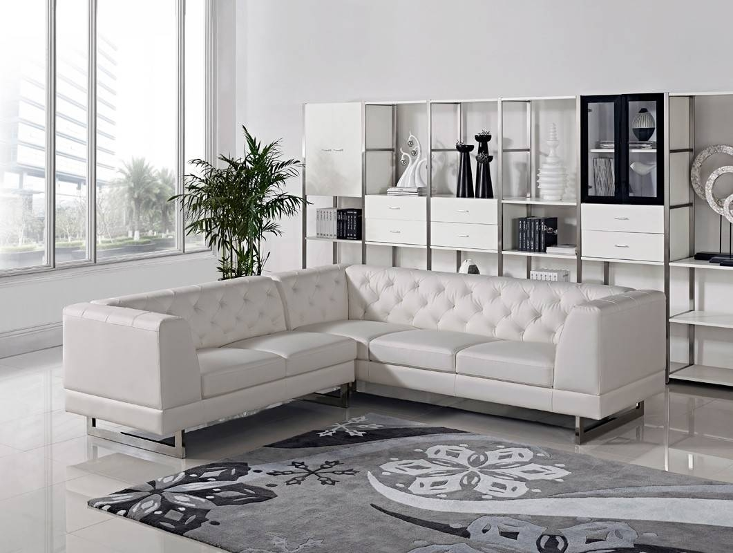 Modern Sectional Sofa Sets - Contemporary Couches in Windsor Sofas (Image 5 of 30)