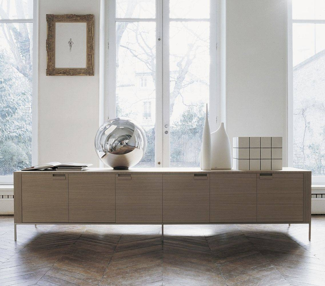 Modern Sideboard | Prince Furniture intended for Modern Contemporary Sideboards (Image 21 of 30)