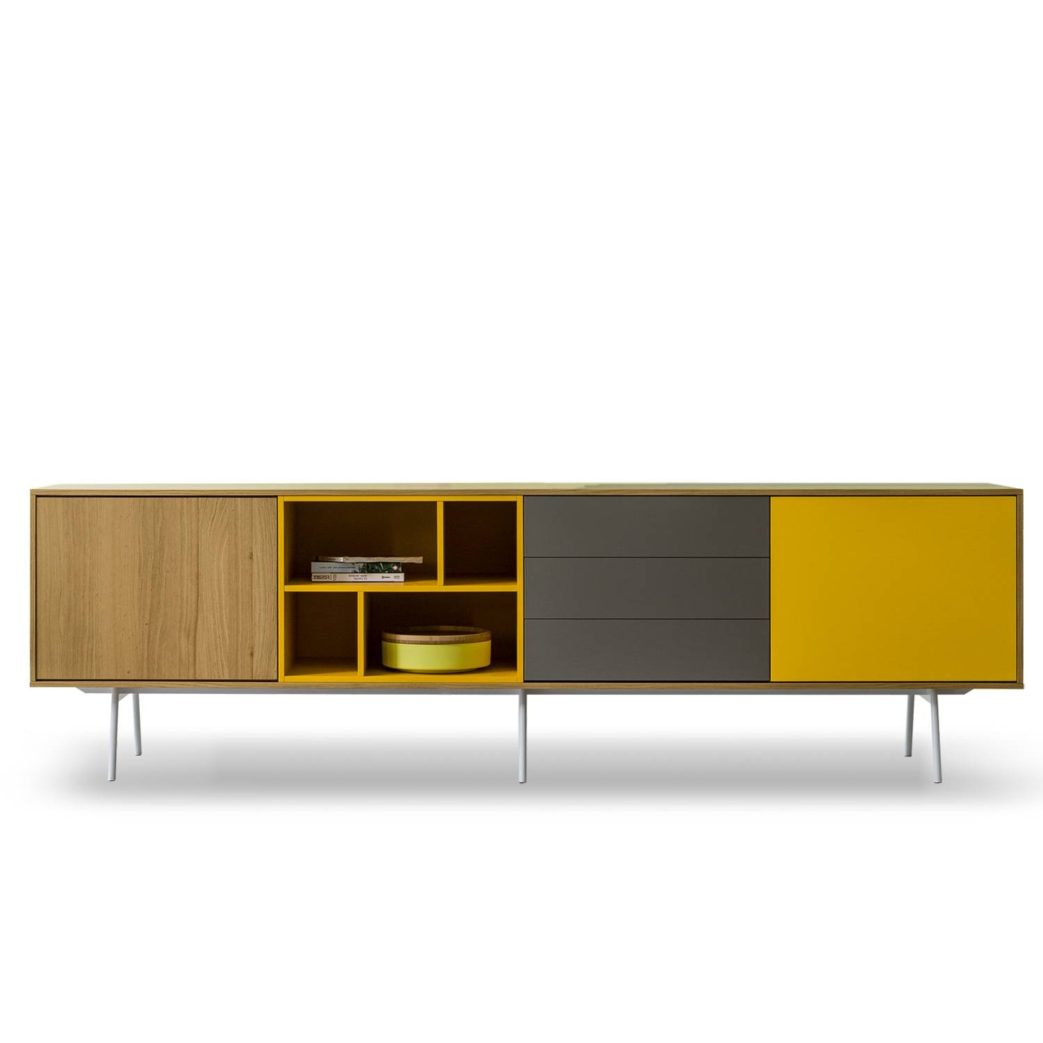 Modern Sideboard | Prince Furniture throughout Modern Sideboards (Image 22 of 30)