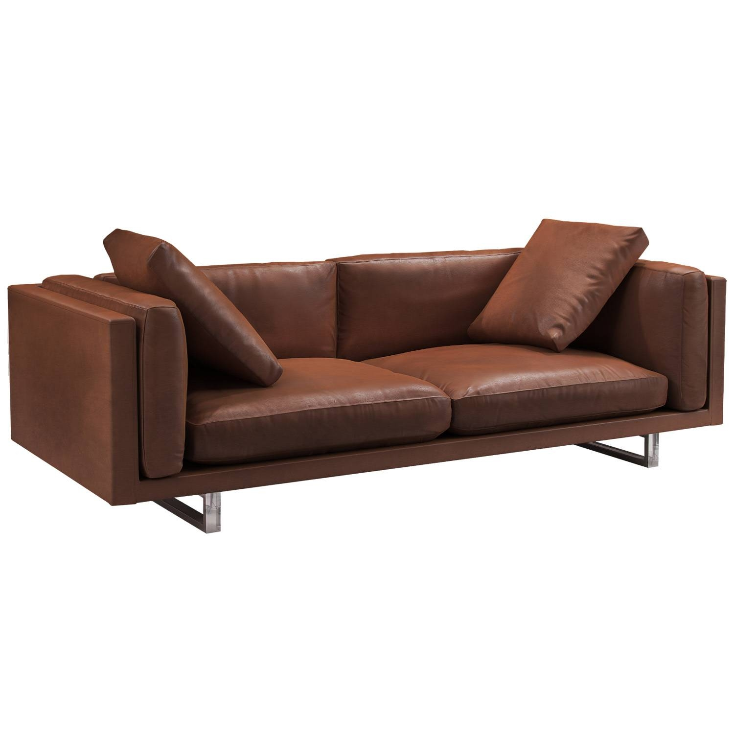 Modern Sofas, Modern Couches, Leather Sofas & More - Zinc Door with Mod Sofas (Image 11 of 30)