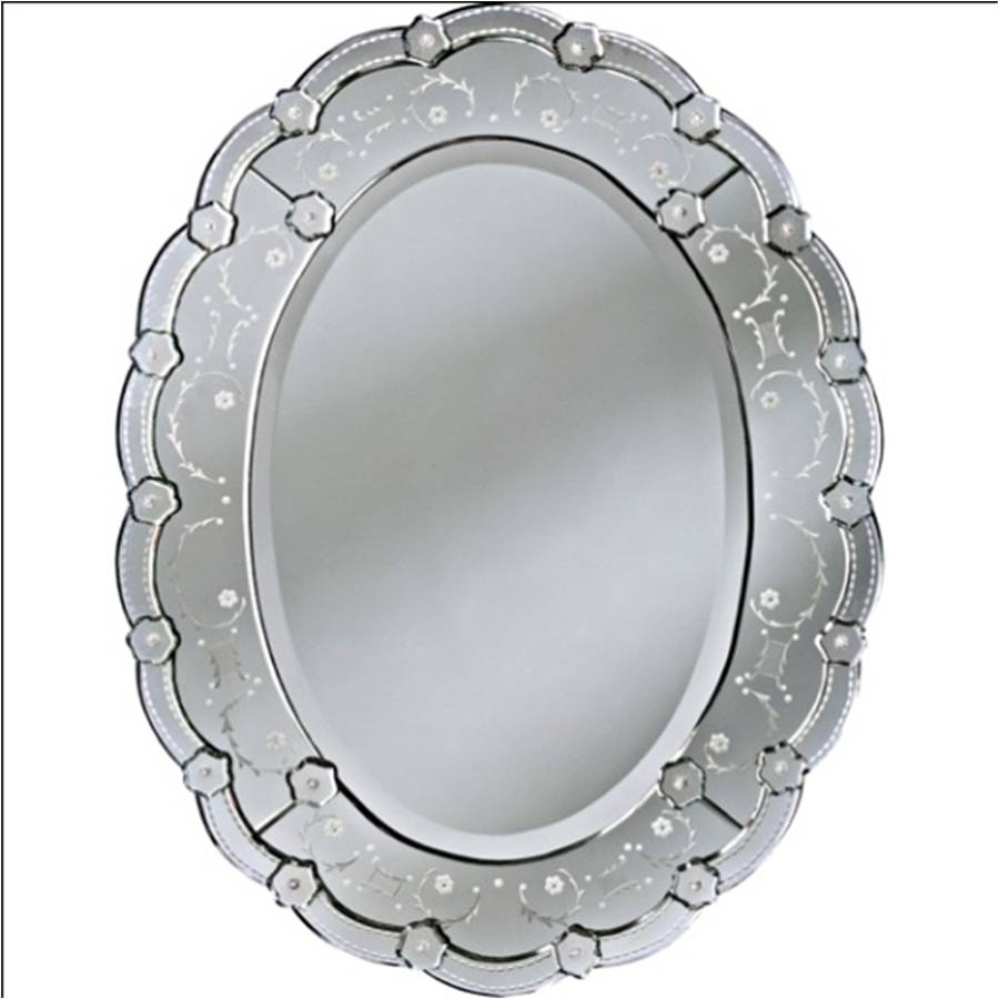 "Modern Venetian Mirror ""igv 41A"" within Modern Venetian Mirrors (Image 18 of 25)"