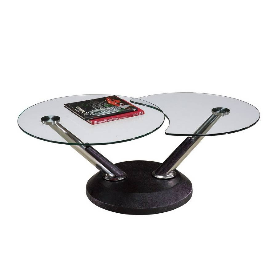 Modesto Glass Coffee Table | Idi Design regarding Revolving Glass Coffee Tables (Image 21 of 30)