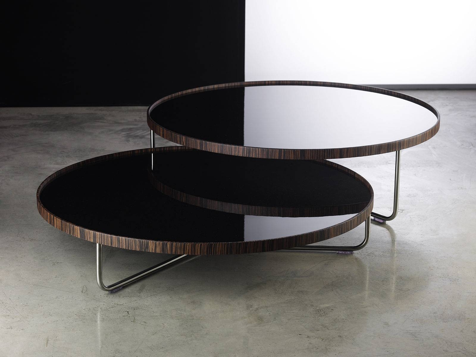 Modloft Modern & Contemporary Furniture: Adelphi Nested Coffee Tables in Low Coffee Tables (Image 25 of 30)