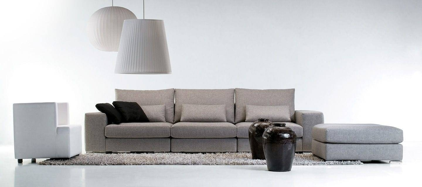 Modular Sofa / Contemporary / Fabric / 3-Seater - Maxim Alto pertaining to Contemporary Fabric Sofas (Image 17 of 30)