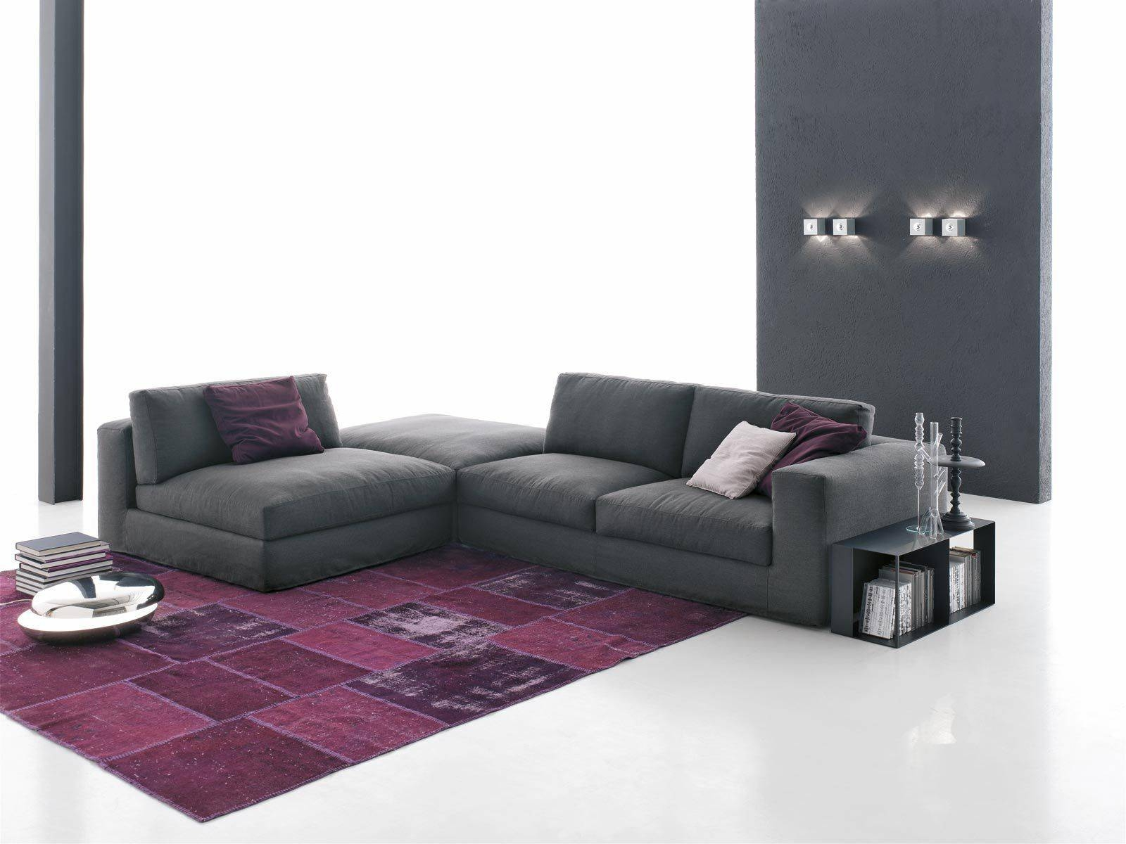Modular Sofa / Contemporary / Fabric / 5-Seater - Babol - Gruppo within Contemporary Fabric Sofas (Image 19 of 30)
