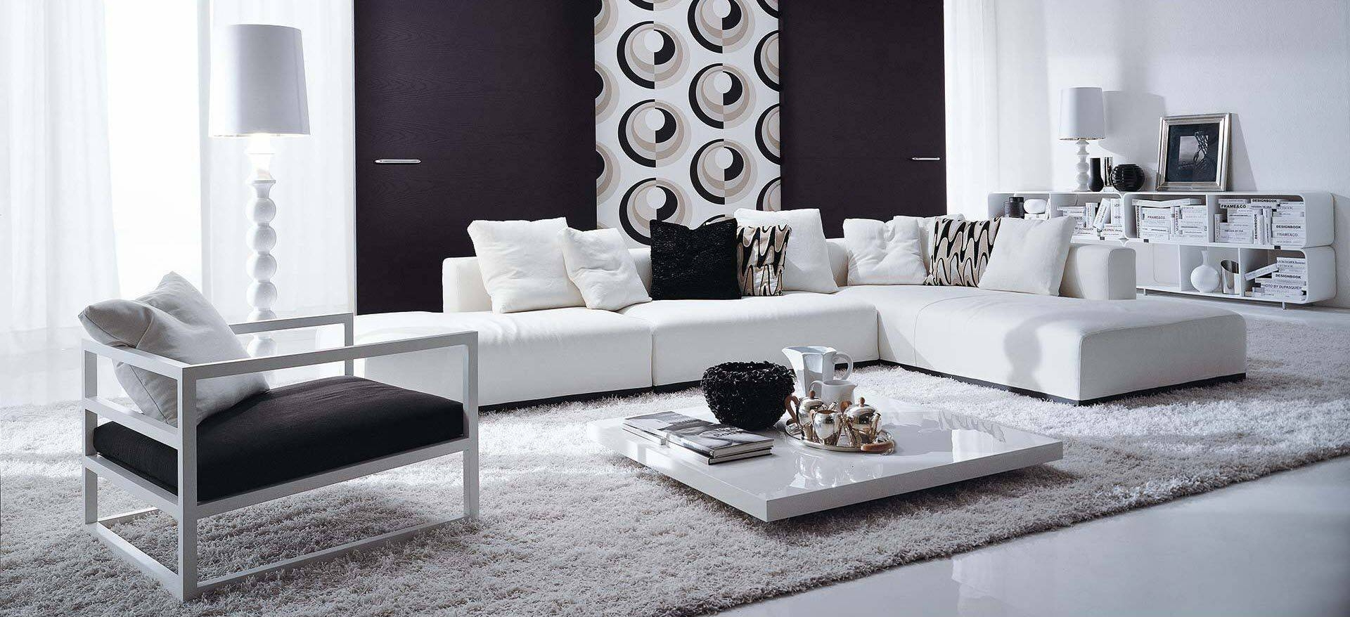 Modular Sofa / Contemporary / Fabric / Leather - Attico - Frigerio pertaining to Contemporary Fabric Sofas (Image 20 of 30)