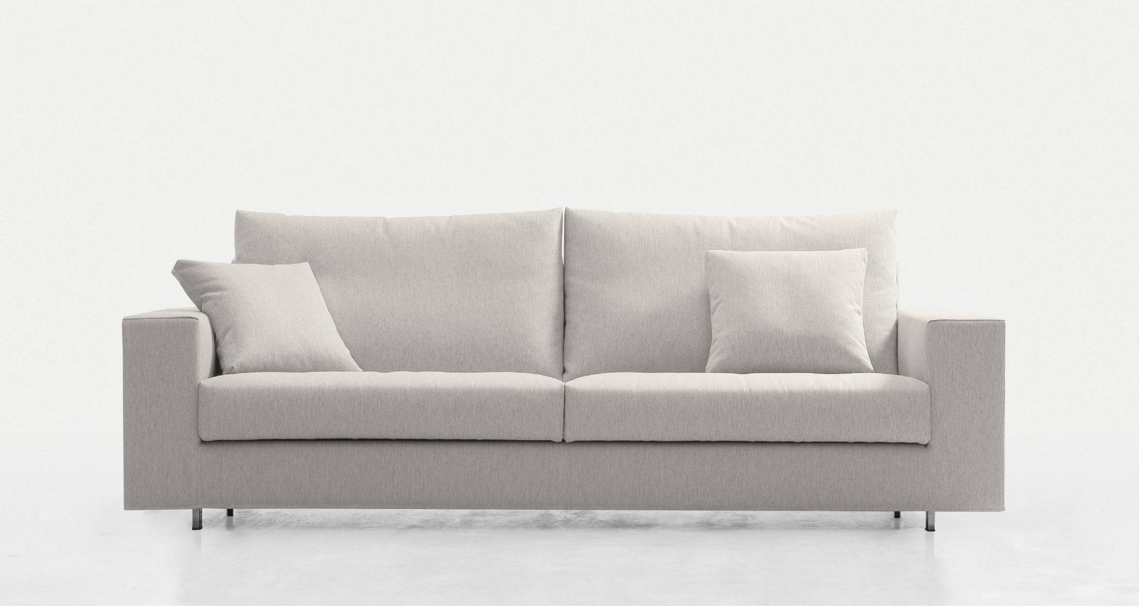 Modular Sofa / Contemporary / Fabric / White - Store - Joquer with regard to Contemporary Fabric Sofas (Image 24 of 30)