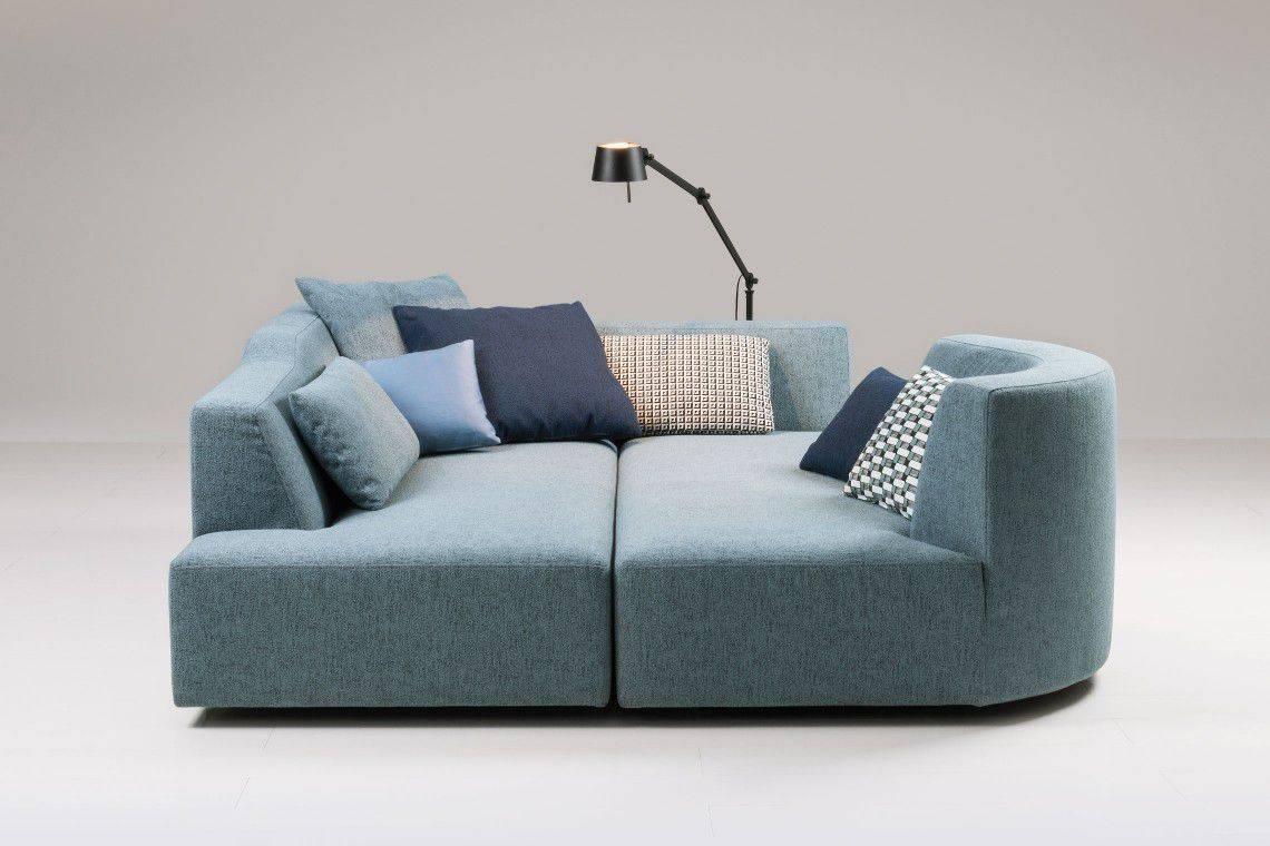 Modular Sofa / Contemporary / Fabric / With Removable Cover In Sofas With Removable Covers (View 17 of 30)