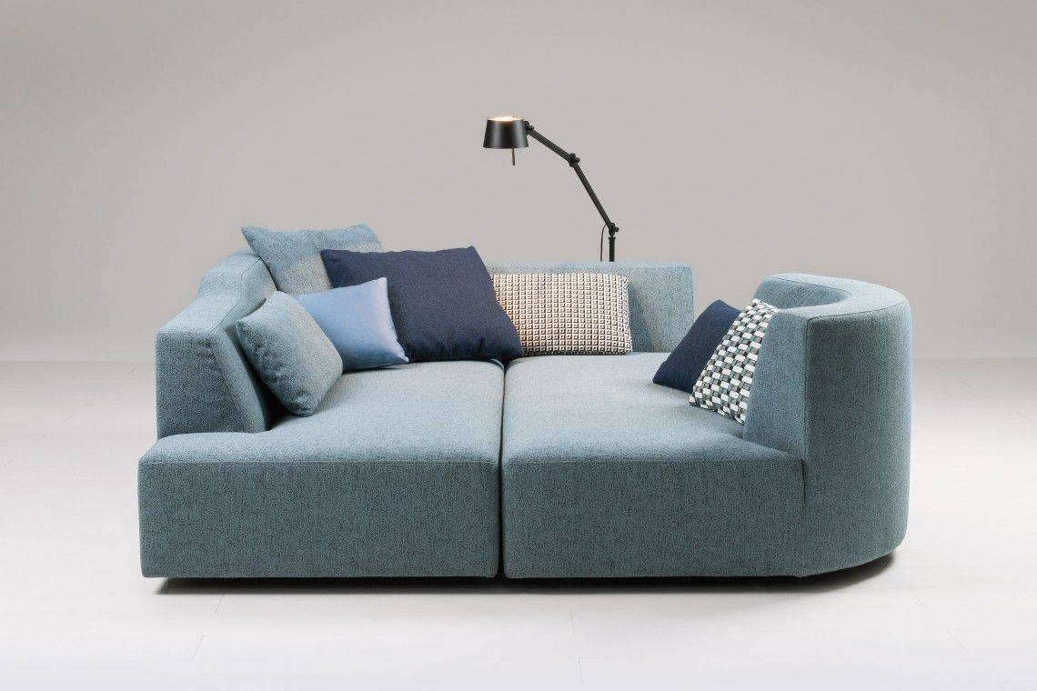 Modular Sofa / Contemporary / Fabric / With Removable Cover inside Sofa With Removable Cover (Image 21 of 30)
