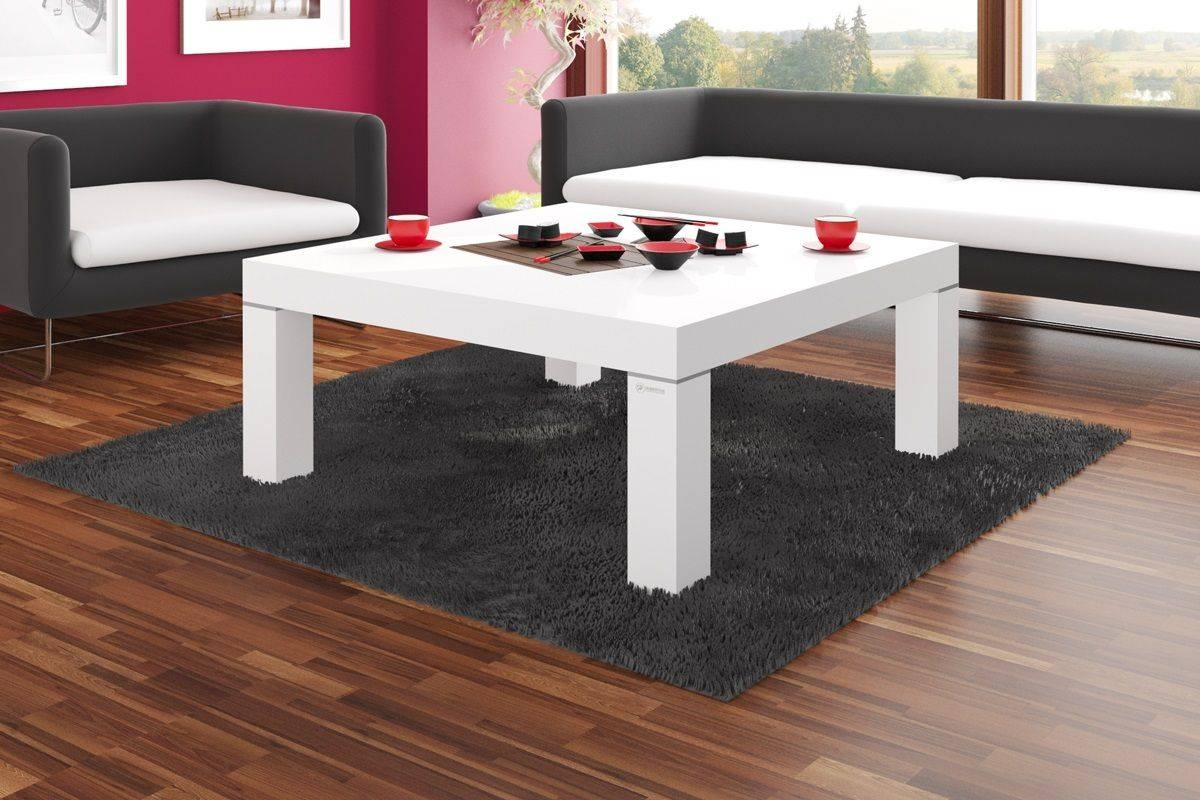 Monaco White High Gloss Coffee Table 100 for White High Gloss Coffee Tables (Image 23 of 30)