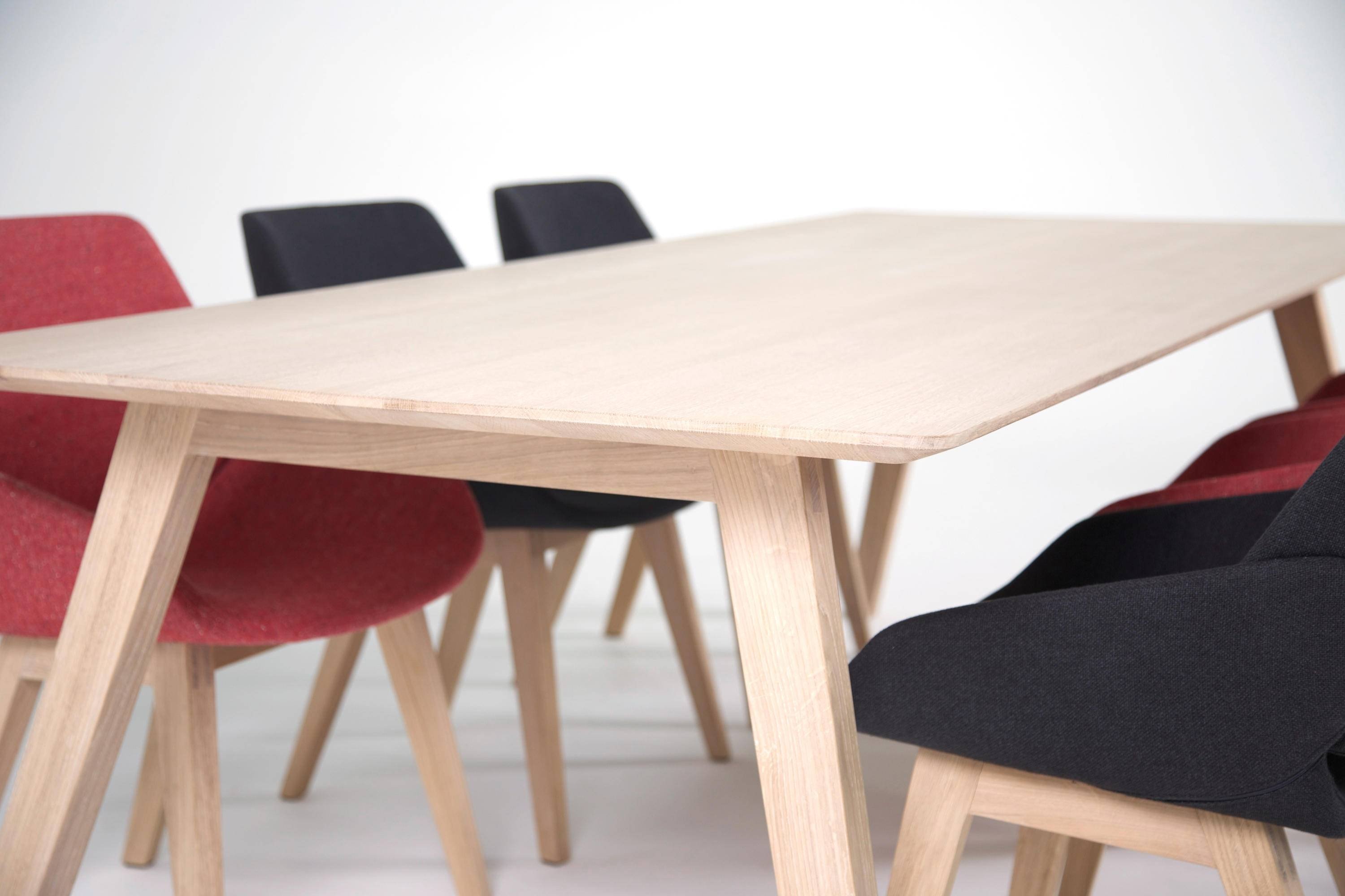 Monk Chair – Visitors Chairs / Side Chairs From Prostoria | Architonic For Monk Chairs (View 17 of 30)