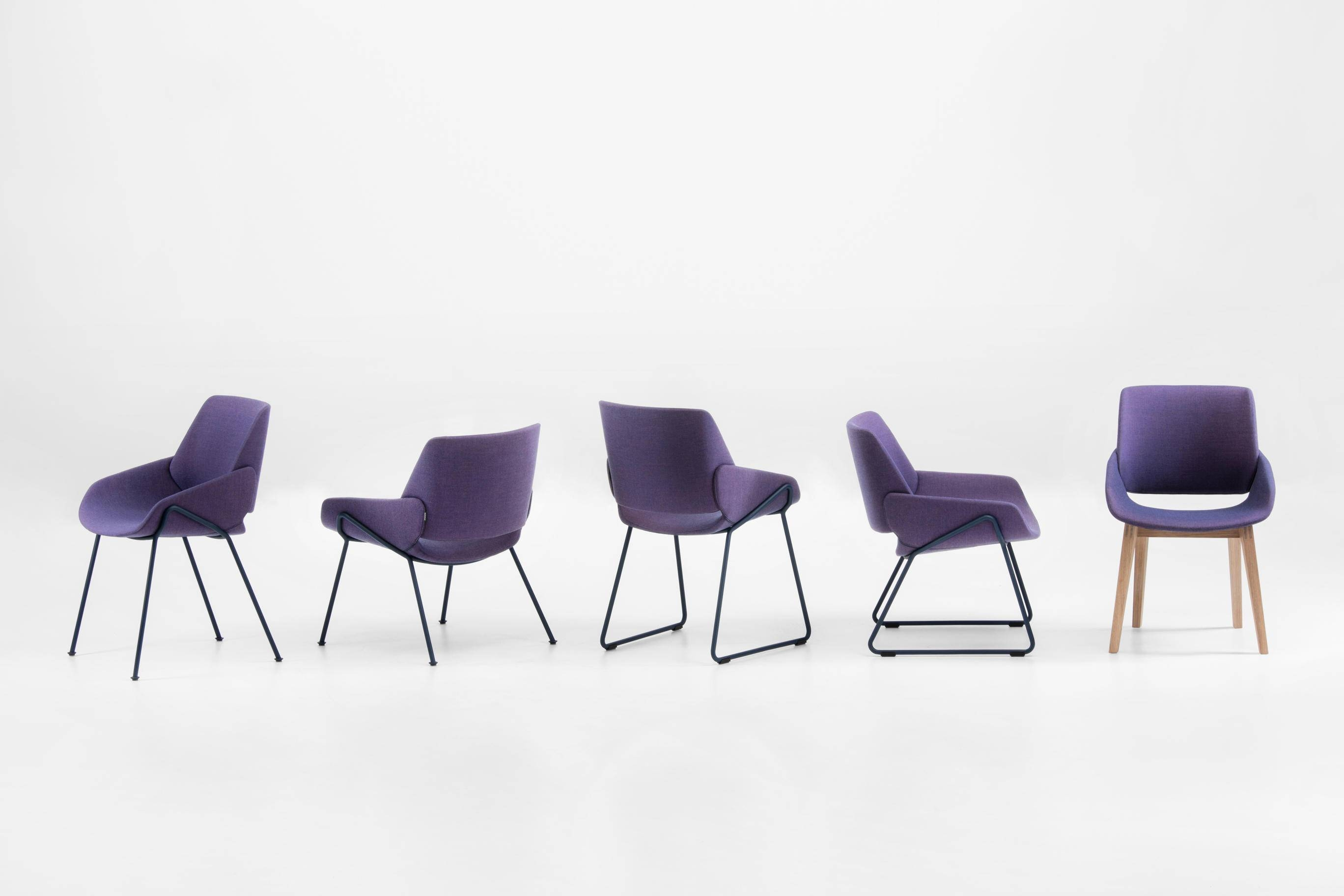 Monk Chair – Visitors Chairs / Side Chairs From Prostoria | Architonic For Monk Chairs (View 5 of 30)