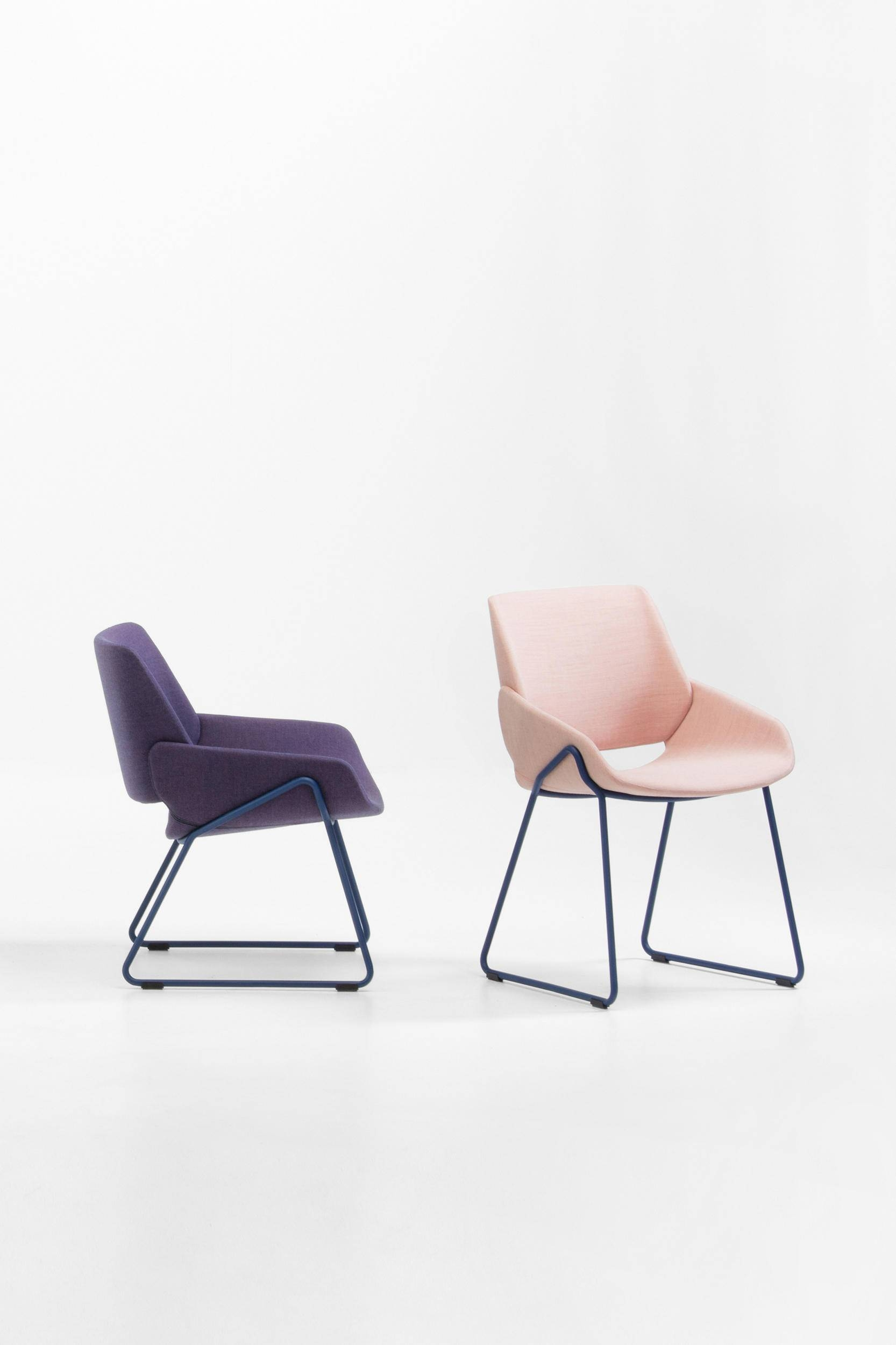 Monk Chair – Visitors Chairs / Side Chairs From Prostoria | Architonic With Monk Chairs (View 4 of 30)