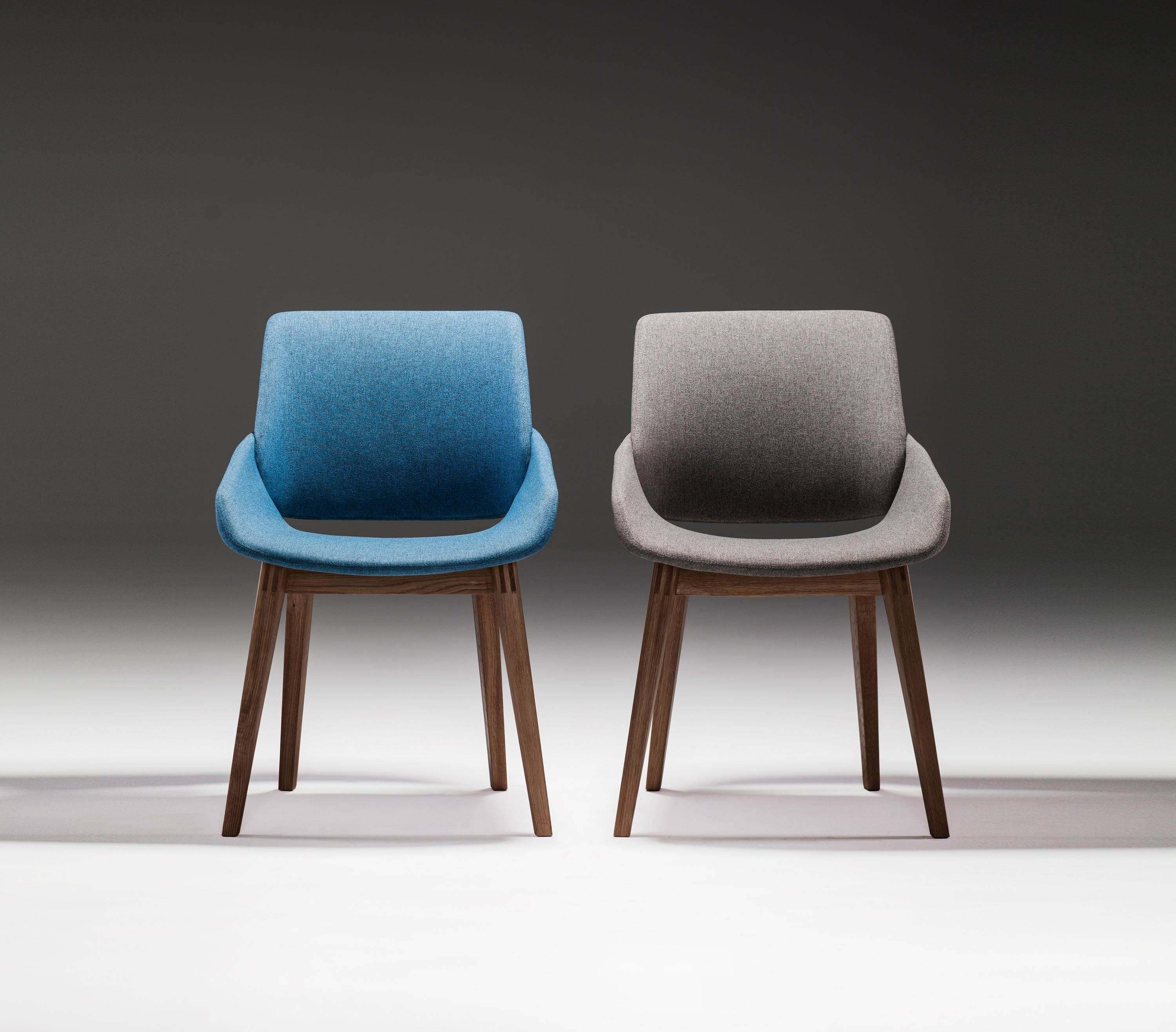 Monk Chair - Visitors Chairs / Side Chairs From Prostoria | Architonic with regard to Monk Chairs (Image 15 of 30)