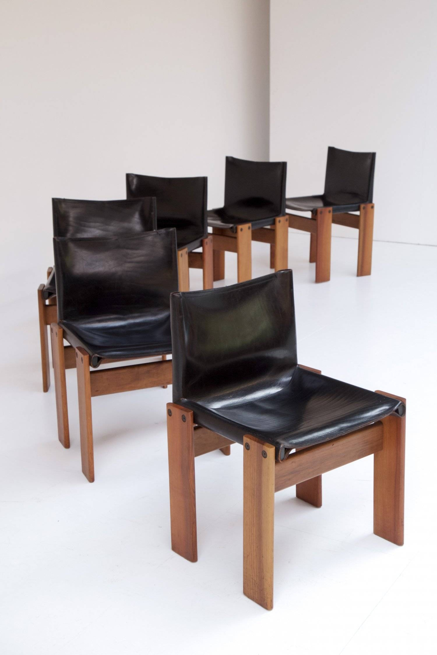 Monk Chairs Afra & Tobia Scarpa - Vanlandschoote within Monk Chairs (Image 21 of 30)