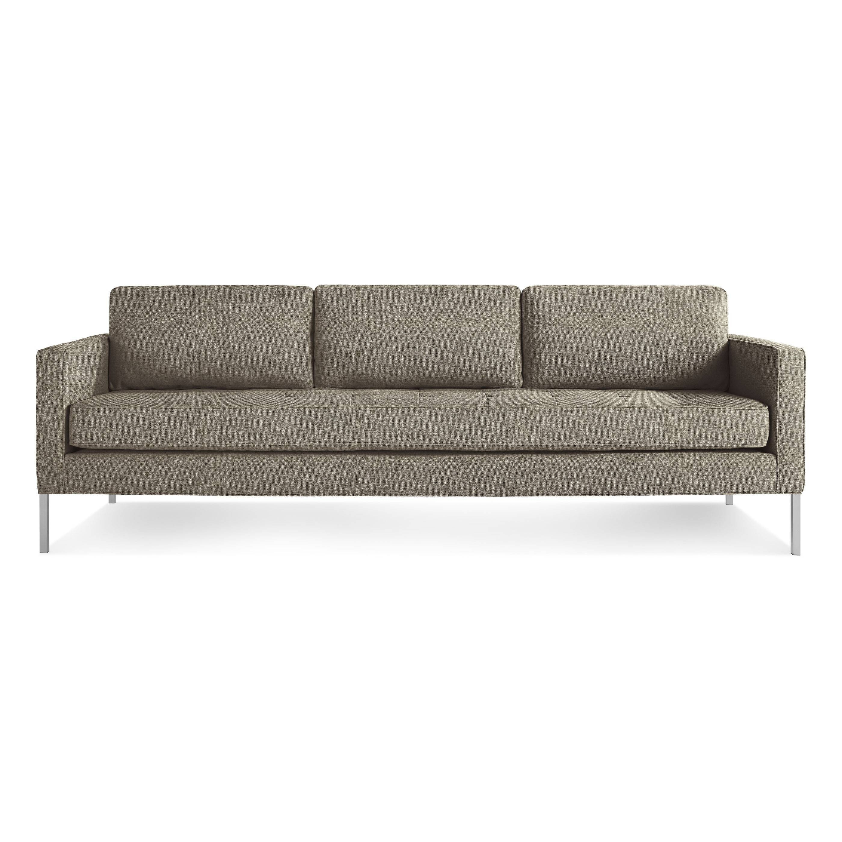 Mono Sofa - Single Cushion Sofa | Blu Dot throughout One Cushion Sofas (Image 13 of 30)