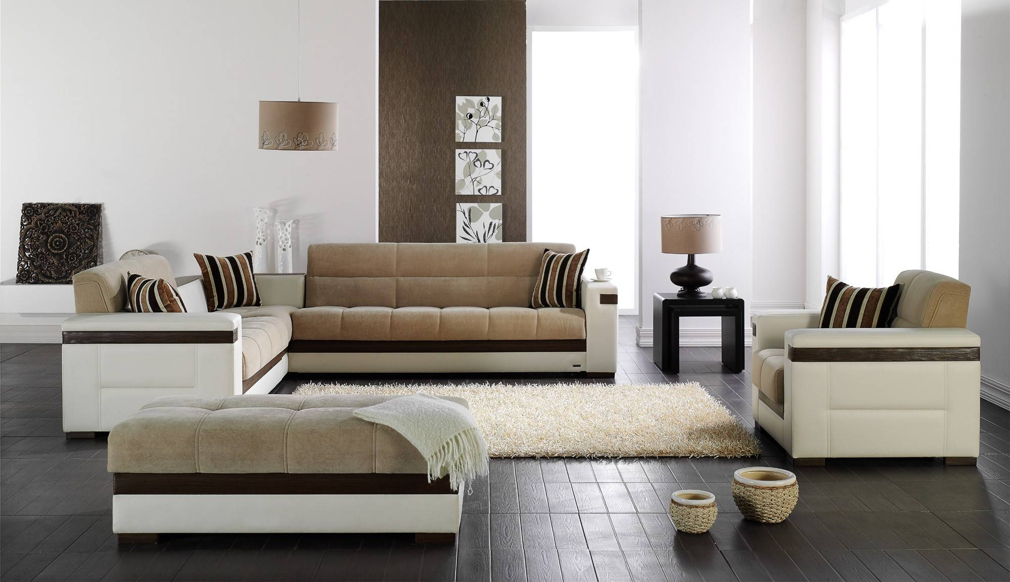Moon Sectional Sofa Sleeper with regard to European Sectional Sofas (Image 18 of 30)
