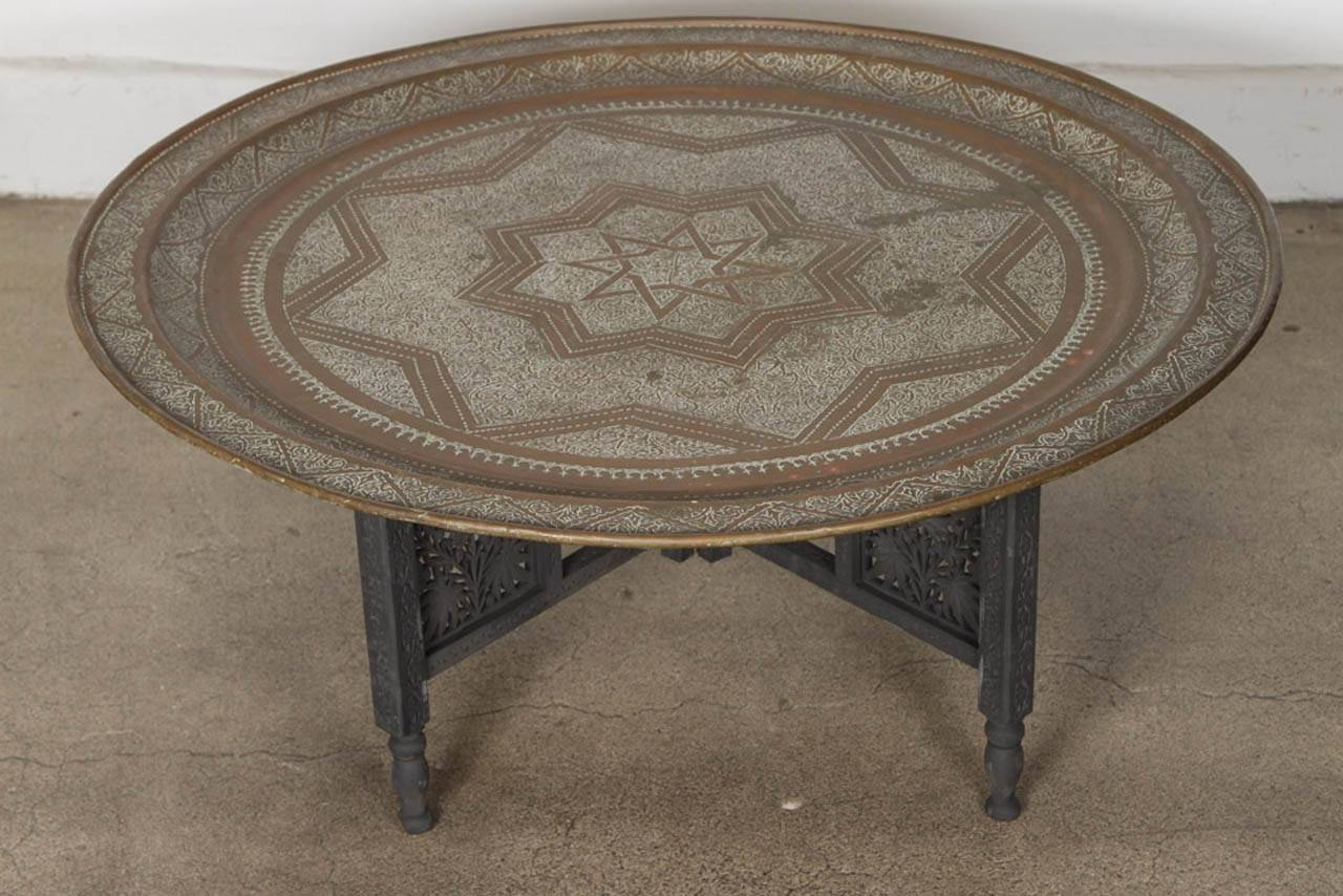 Moroccan Coffee Table For Stunning Look Furniture As Coffee Table inside Ethnic Coffee Tables (Image 21 of 30)