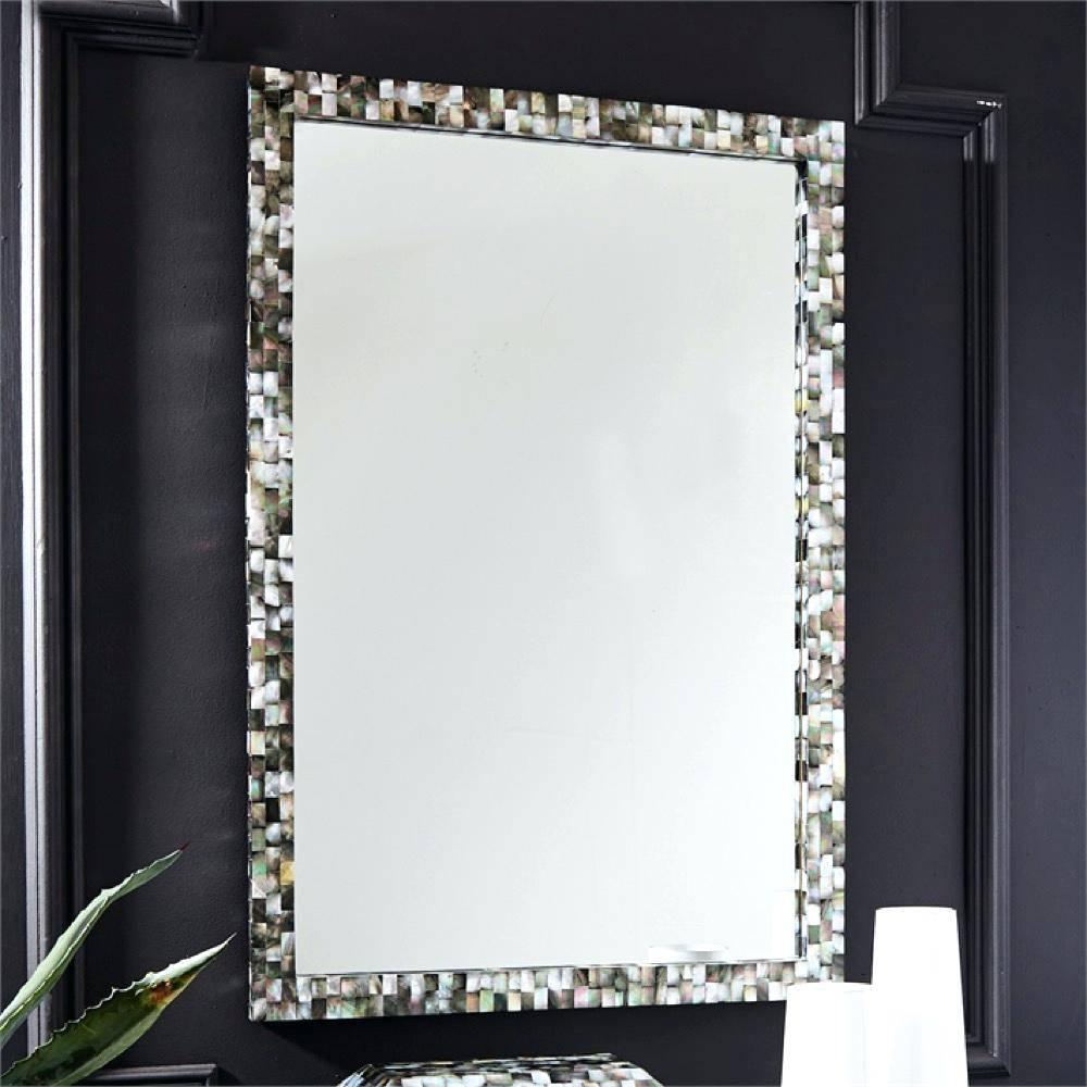 Mosaic Wall Mirror – Shopwiz for Mosaic Wall Mirrors (Image 15 of 25)