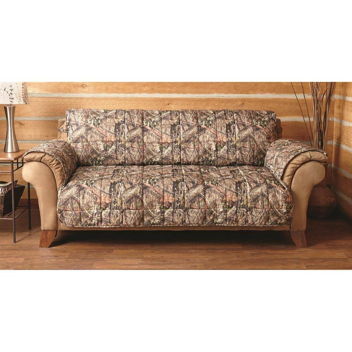 Mossy Oak Camo Furniture Covers - 647980, Furniture Covers At intended for Camo Sofa Cover (Image 15 of 30)