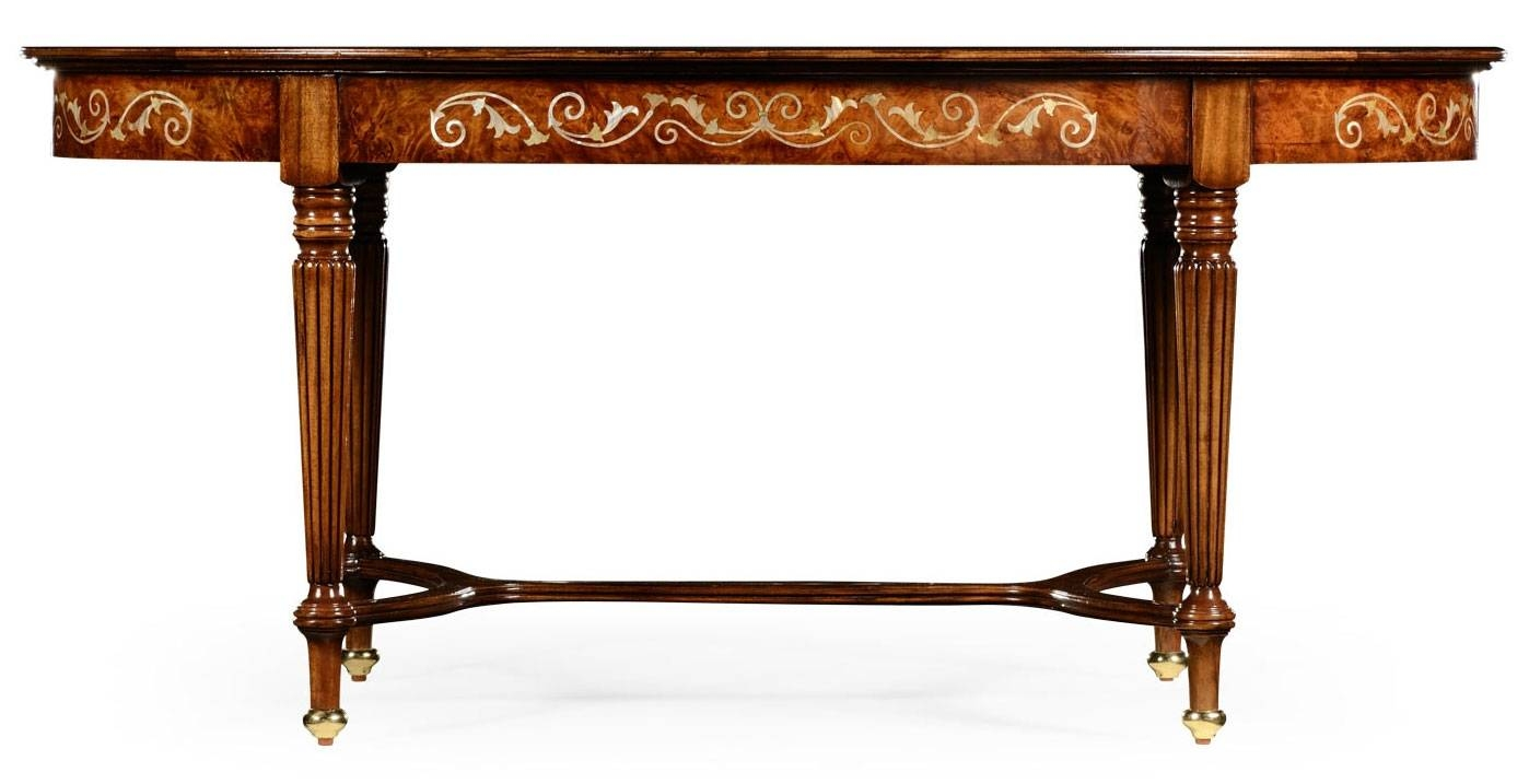 Mother Of Pearl Inlaid Oval Coffee Table. 599329 for Mother of Pearl Coffee Tables (Image 28 of 30)