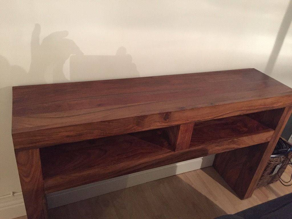 M&s Console Table (Mango Wood) | In Shirley, West Midlands | Gumtree with regard to M&s Coffee Tables (Image 11 of 30)